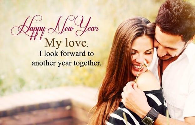 Happy New Year My Love 18