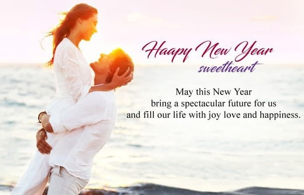 Beautiful Happy New Year Quotes from Her, Happy New Year Love Wishes for Husband, new year wishes for wife in hindi, happy new year message for wife in hindi, happy new year wishes for wife in hindi, new year wish for wife in hindi