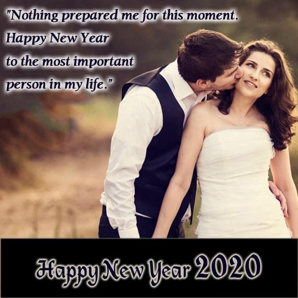 Happy New Year 2020 Wishes For Girlfriend & Boyfriend