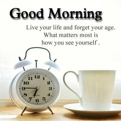 Beautiful Good Morning Status Dp Inspirational Good Morning