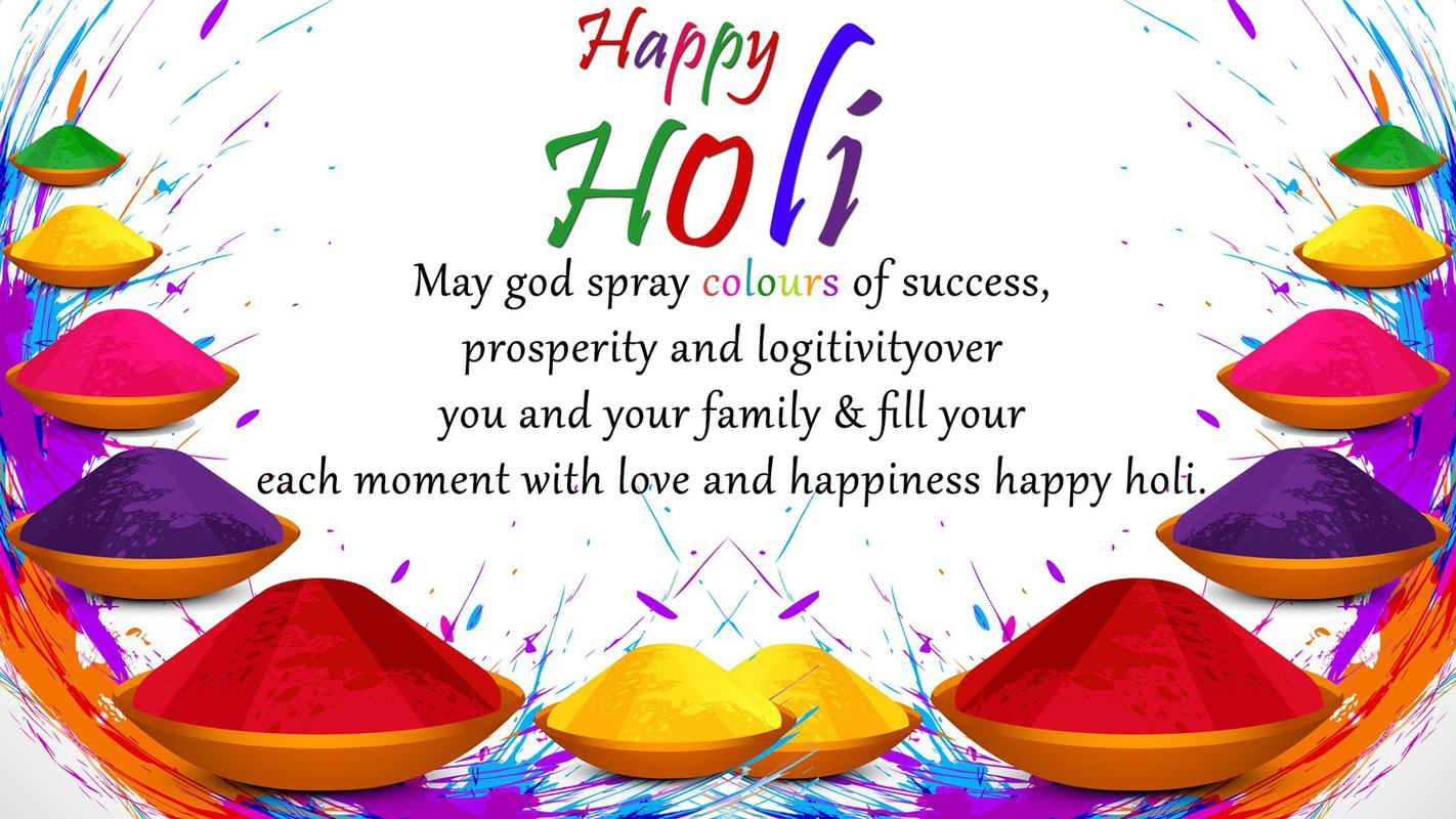 Happy Holi Wishes Images Quotes Status Msg Sms Wallpapers