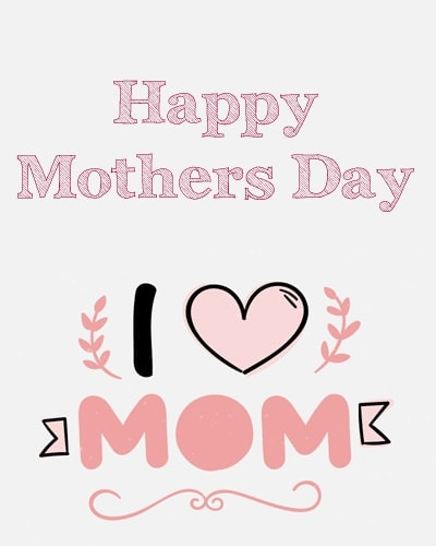 Mothers day status, whatsapp status for mother and daughter, I love you mom status