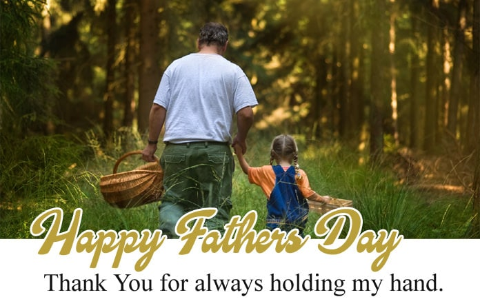 fathers day status daughter dad love