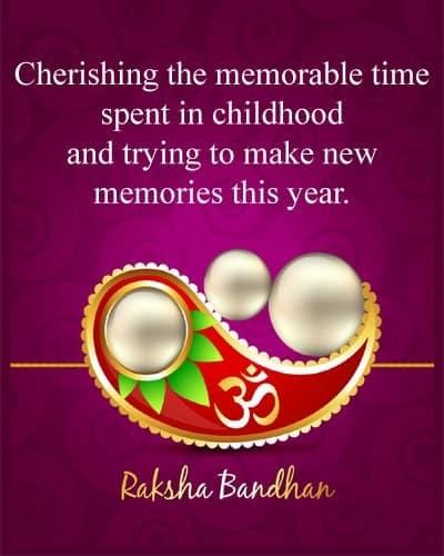 Raksha Bandhan Wallpapers, raksha bandhan images with quotes