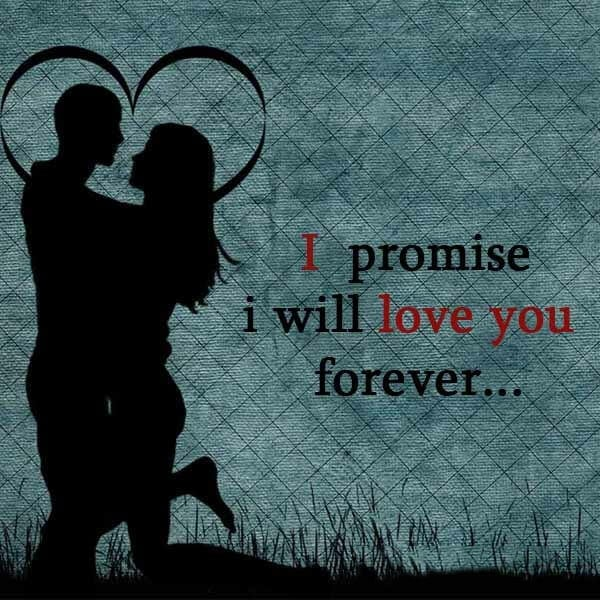 love promises for her, latest status