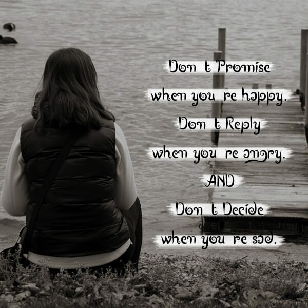 don,t promise quotes