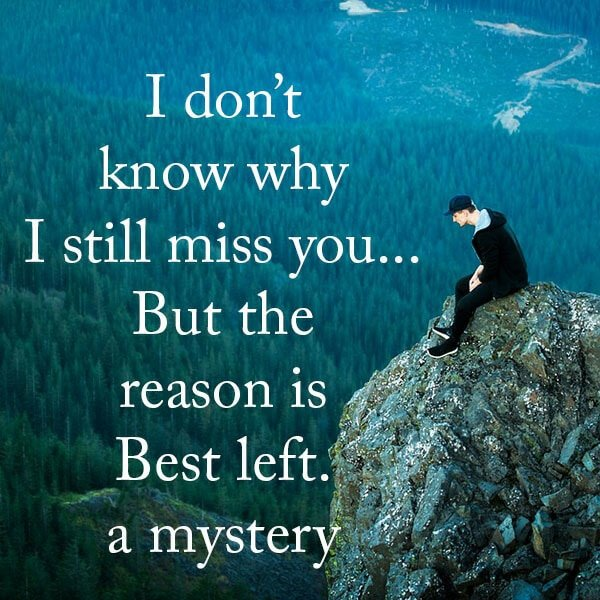 miss you quotes in english