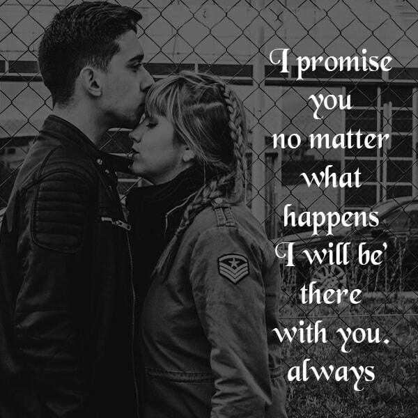promise status for boyfriend