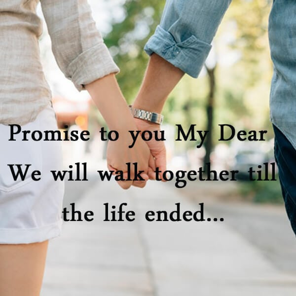 promise status for boyfriend