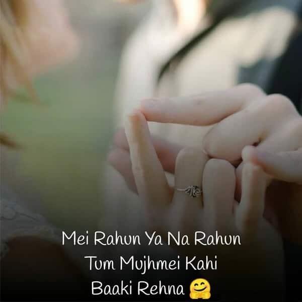 whatsapp status hindi songs line