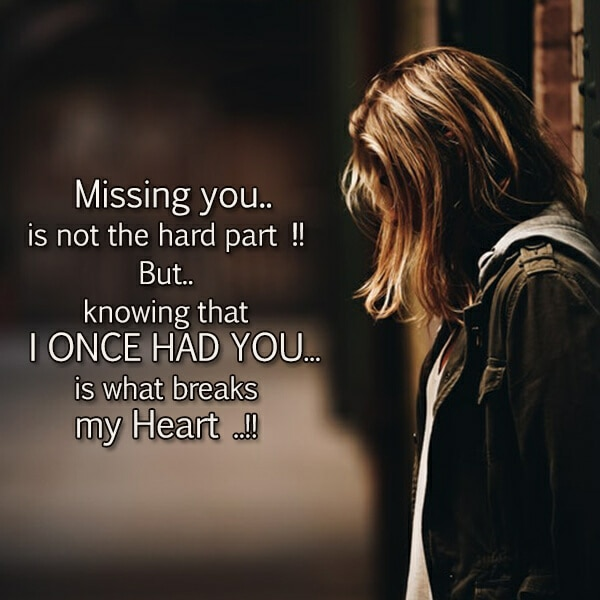 missing memorable quotes