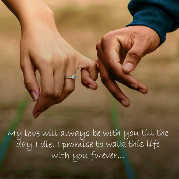promise quotes for husband