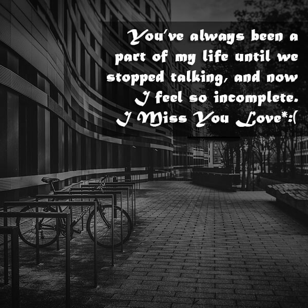 missing you quotes for him, cute i miss you quotes