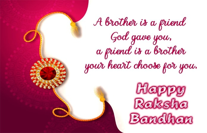 rakshabandhan quotes, rakhi images with quotes, best 2 lines quotes about rakhi