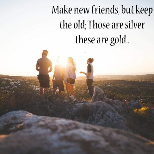 Best Friendship Quotes In English, Friendship Status for Whatsapp