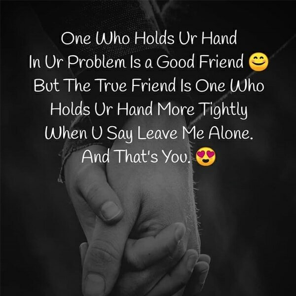 Best Friendship Quotes In English Friendship Status For