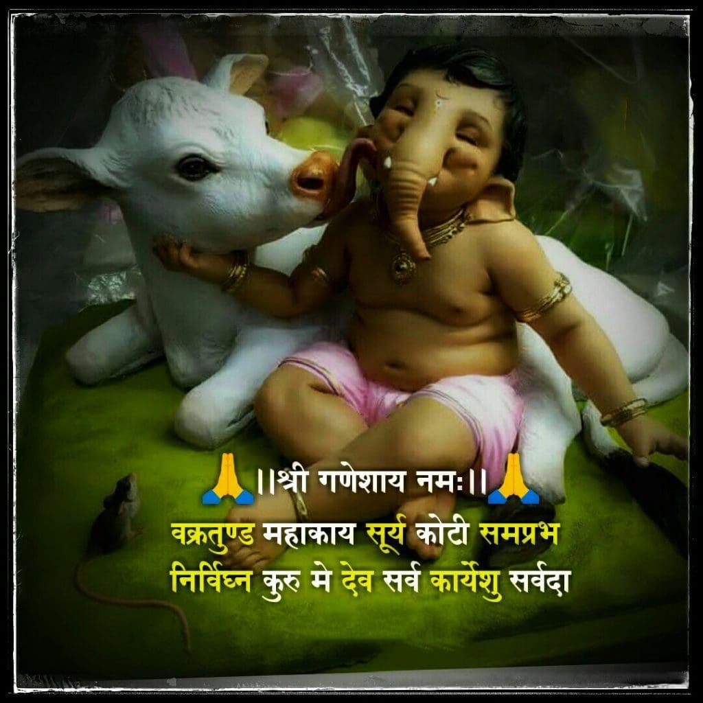ganpati status marathi, ganpati bappa coming soon status in marathi, ganpati bappa slogans in marathi, ganpati quotes in marathi