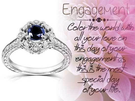 Images for engagement wishes in english, Best short engagement status for whatsapp