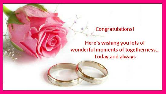 Engagement Wishes and Congratulation Message