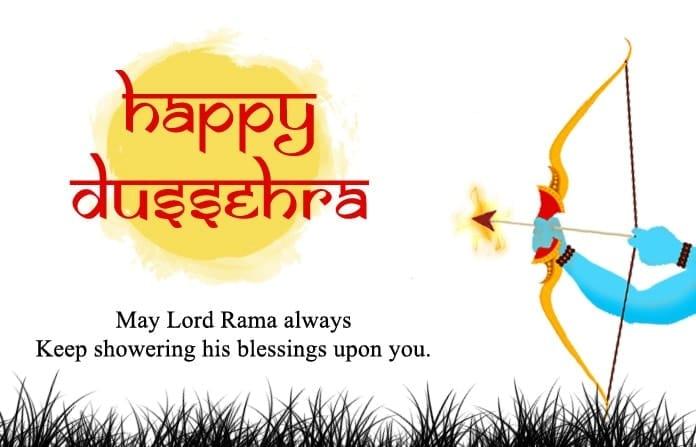 dussehra shayari in english, happy dussehra friends shayari image, happy dasara shayari english,