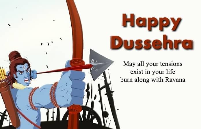 Dussehra Shayari and Wishes, Best shayari for dussehra