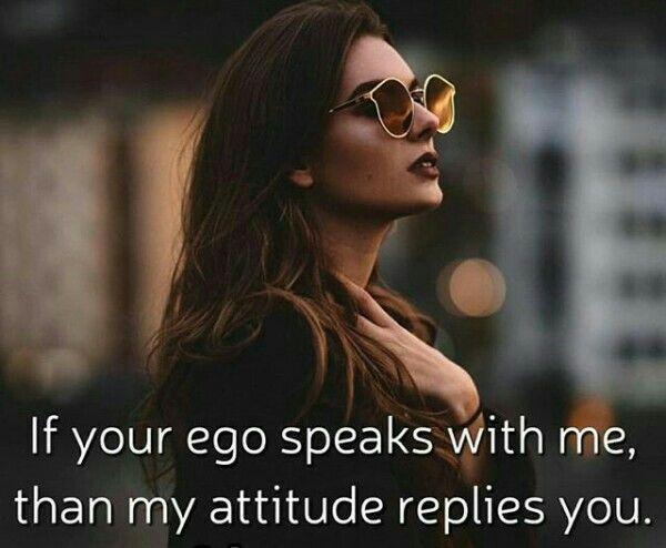 Royal Girls Attitude Status For Whatsapp In English
