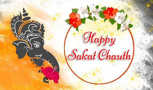 happy sakat chauth