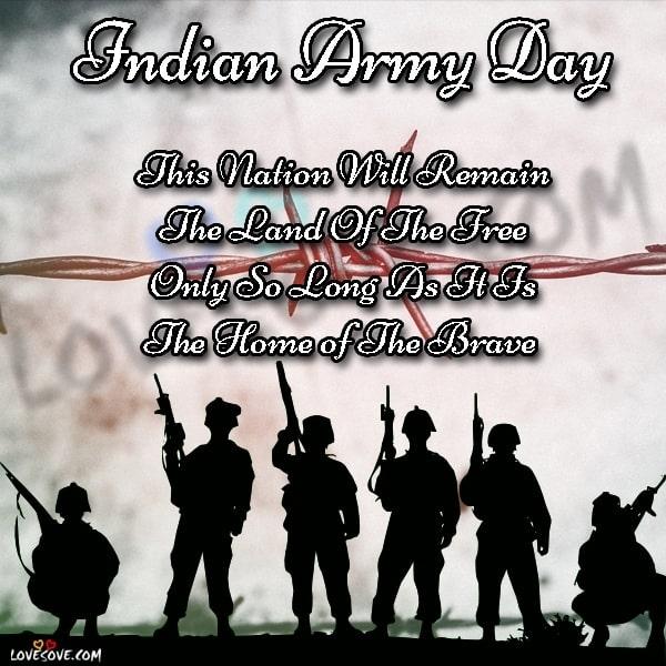 Happy Army Day 2020 Shayari Status For Whatsapp, Best Indian Army Quotes, indian army quotes in hindi with images, indian army attitude status in hindi, quotes on soldiers bravery in hindi, indian army status in hindi, army day status, army status for facebook in hindi, salute indian army status, indian army sad shayari in hindi, Indian Army Day 2020, happy indian army day images, indian army status download, shayari on indian army, army best status, army shayari hindi, army status love, best army status in hindi, Indian army shayari, Army love status, army sayari, army status hindi attitude, attitude status army, Hindi Facebook status Army lover, indian army hindi shayari, Indian Army shayari