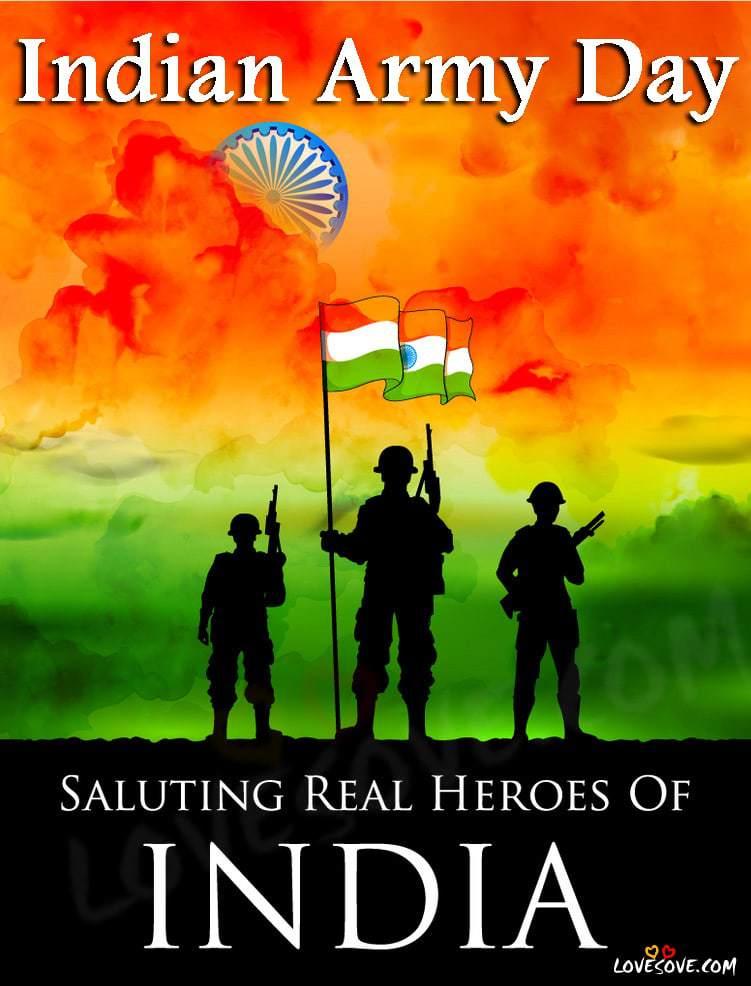 Happy Army Day 2020 Shayari Status For Whatsapp, Best Indian Army Quotes, indian army quotes in hindi with images, indian army attitude status in hindi, quotes on soldiers bravery in hindi, indian army status in hindi, army day status, army status for facebook in hindi, salute indian army status, indian army sad shayari in hindi, Indian Army Day 2020, happy indian army day images, Best Indian Army Day Wish Pictures And Images, Indian Army Day 15 January, army day images 2020, happy army day 2020, army photos, happy army day 2020 images, happy army day wishes 2020