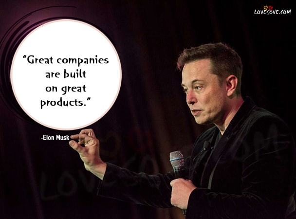 Elon Musk Wallpapers, Elon Musk Quotes on Business, Quotes From Elon Musk About Innovation and Success