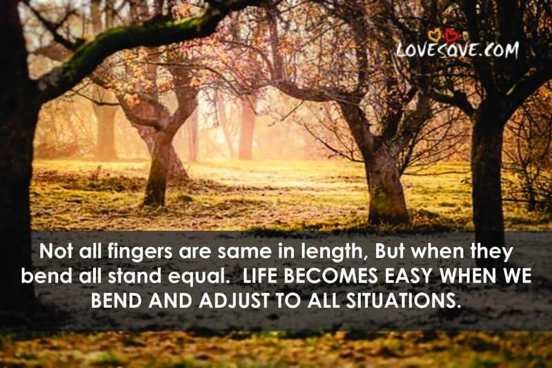 lifestyle status, status of life, status on life in english, english life status