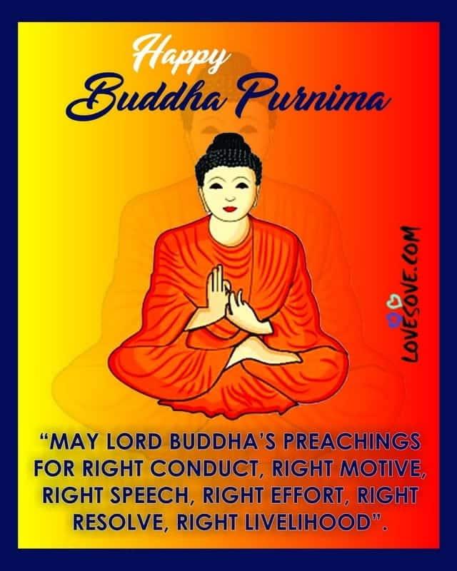 buddha purnima status, buddha purnima status in hindi, buddha purnima status in english