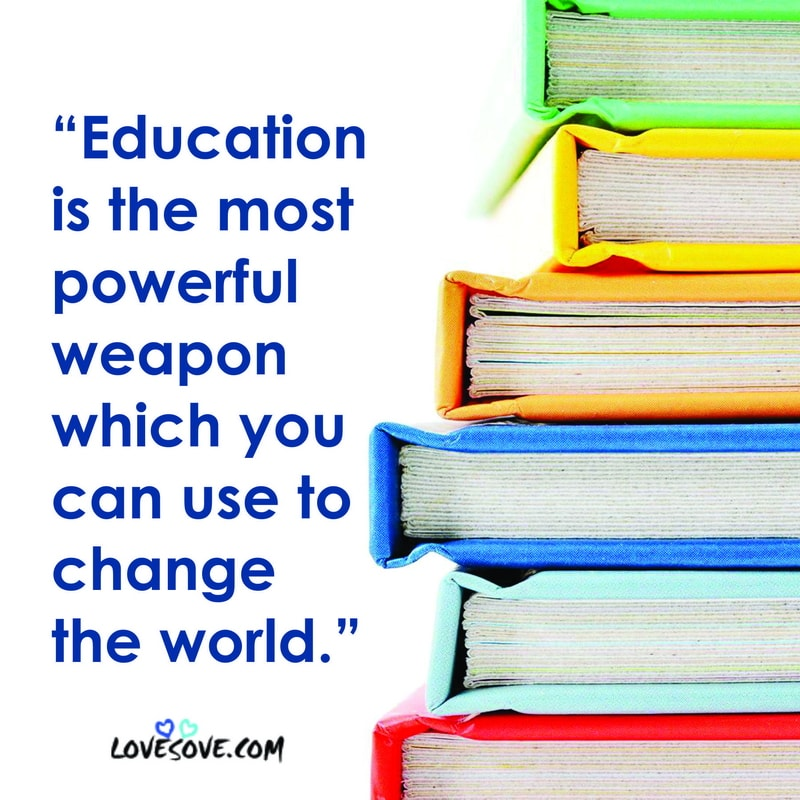 Education Quotes In English