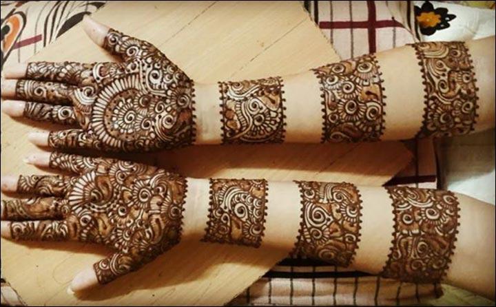 18 Arabic Mehndi Designs, Arabic Mehndi Design Asan, Arabic Henna 2017, Arabic Mehndi Arabic Design, Arabic Mehndi Design 2020
