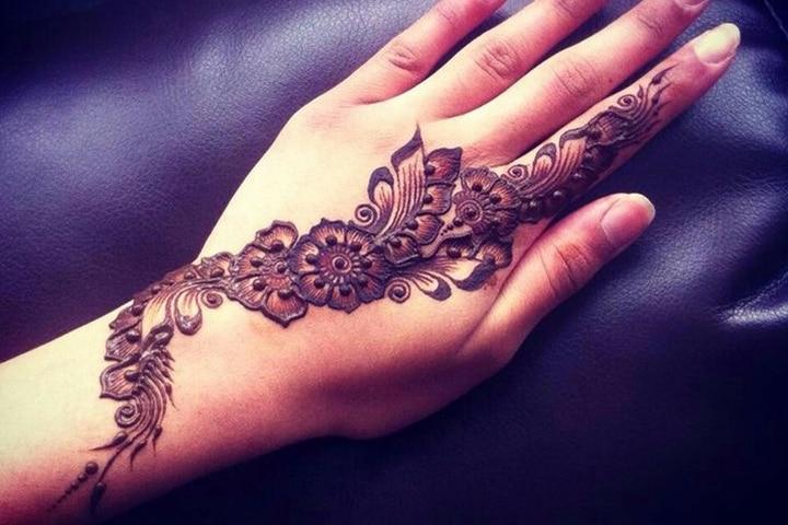 Arabic Foot Mehndi, Arabic Foot Mehndi Design, Latest Arabic Foot Mehndi Designs, Arabic Mehndi Design