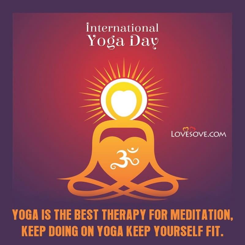 Best Inspiring Yoga Quotes For International Yoga Day 21 June