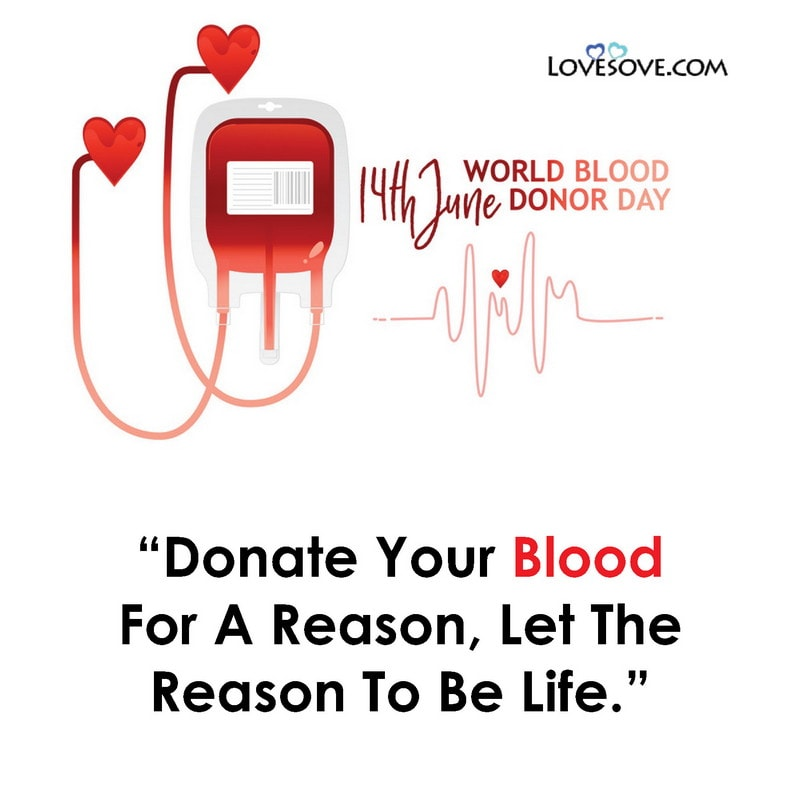 World Blood Donor Day Best Messages Quotes Greetings