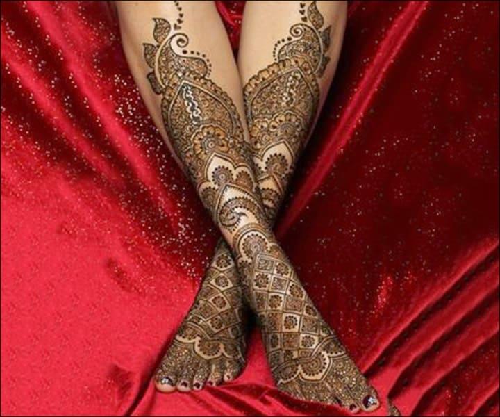 Best Dulhan Mehndi Images Bridal Mehndi Designs For You