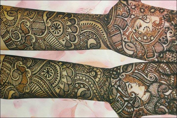 Traditional Bengali Mehndi, Traditional Mehndi Designs For Back Hands, Traditional Foot Mehndi Designs, Traditional Black Henna, Traditional Mehndi Easy, Traditional Mehndi Images