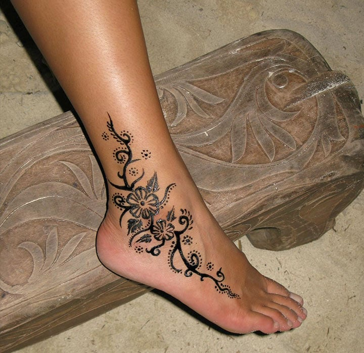 Mehndi Designs For Legs For Beginners, Mehndi Designs For Legs Side, Mehndi Designs For Legs Bridal