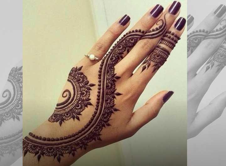 Gujarati Mehndi Ka Design, Gujarati Mehndi Images, Gujarati Mehndi Designs Hands, Gujarati Mehndi Designs For Hands