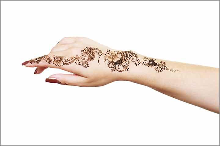 50+ Mesmerising Mehndi Designs For Ceremonies & Wedding, Wedding Mehndi Designs, index design theme mehndi design for wedding