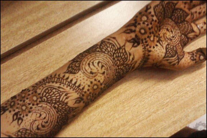Traditional Henna Mehendi Design, Traditional Mehndi 2019, Traditional Mughlai Mehndi Design