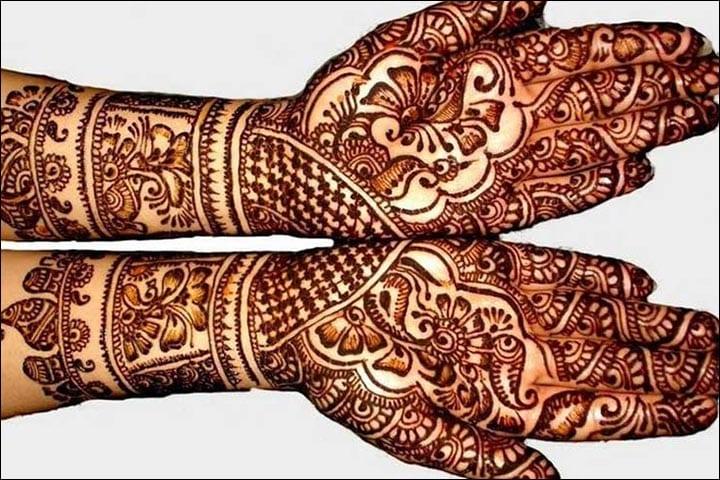 Rajasthani Bridal Mehndi Designs For Full Hands Hd, Rajasthani Mehndi Designs Bridal