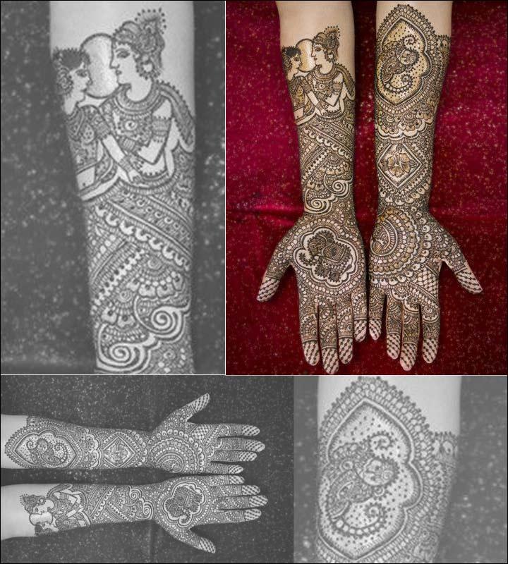 Rajasthani Bridal Mehndi Designs For Full Hands, Rajasthani Bridal Mehndi, Rajasthani Bridal Mehndi Design