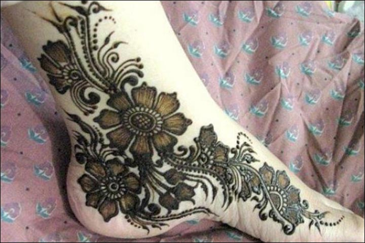 Mehndi Designs For Legs Side, Mehndi Designs For Legs Bridal, Mehndi Designs For Legs Fingers