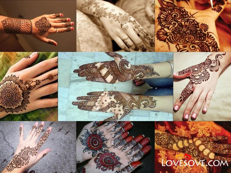 Simple Arabic Mehndi Designs Bridal Mehndi Designs For Beginners
