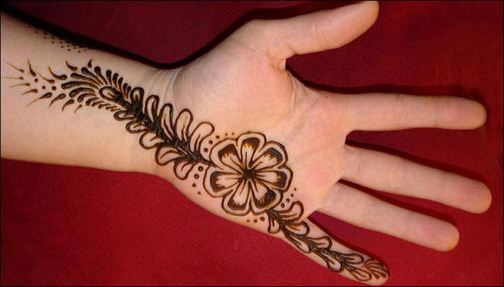 Unique Mehndi Designs Latest Mehndi Designs Of The Year,Gas Fireplace Designs With Tile