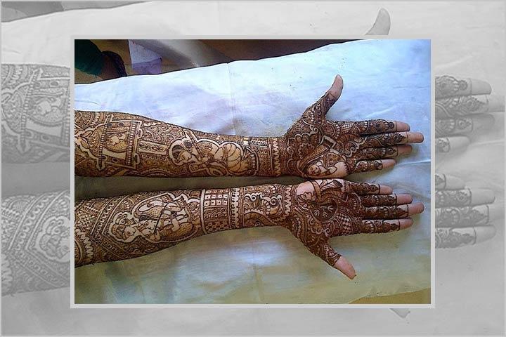Dulhan Mehndi Hand And Leg, Dulhan Mehndi Back Side, Dulhan Mehndi 2020, Dulhan Mehndi Arabic Design