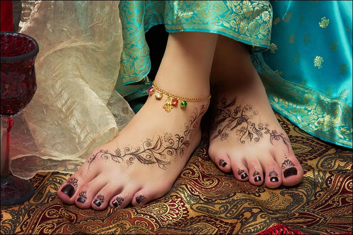 Mehndi Designs For Legs Fingers, Latest Mehndi Designs For Legs 2018, Mehndi Designs 2020 Leg